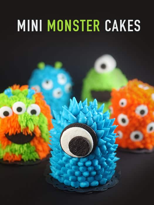 how to make a monster cake youtube