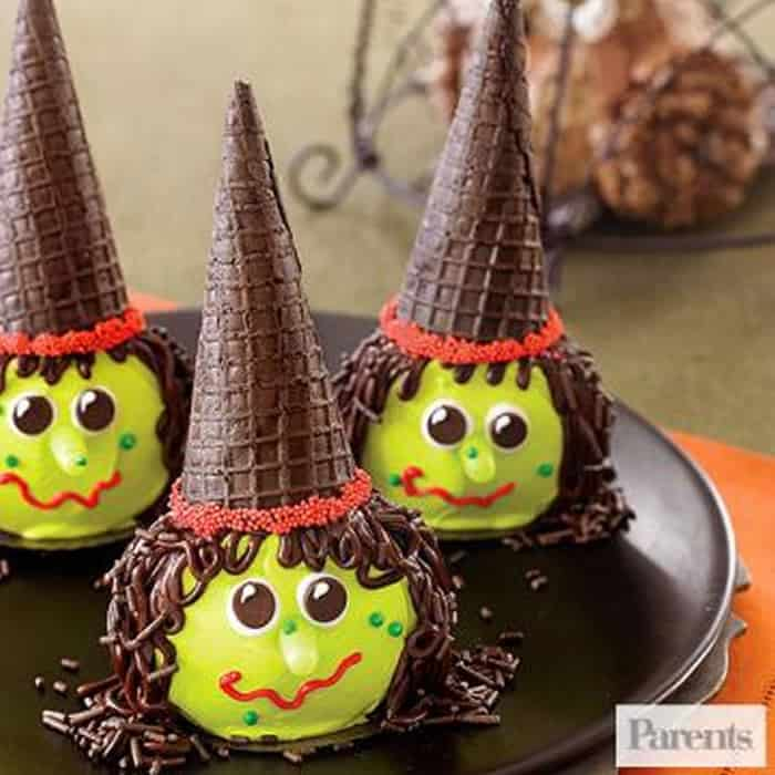 26 halloween dessert ideas kids will love baking smarter for Halloween desserts recipes with pictures
