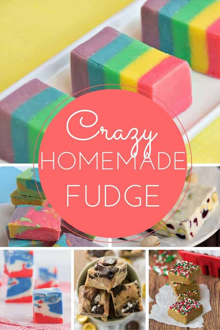 * DON'T PANIC: If you use a candy thermometer (and this recipe *does not call for a candy thermometer*) the temperature will not reach the normal °F found in other fudge recipes.