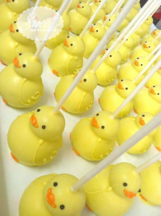 15 Adorable Easter Cake Pops - Baking Smarter
