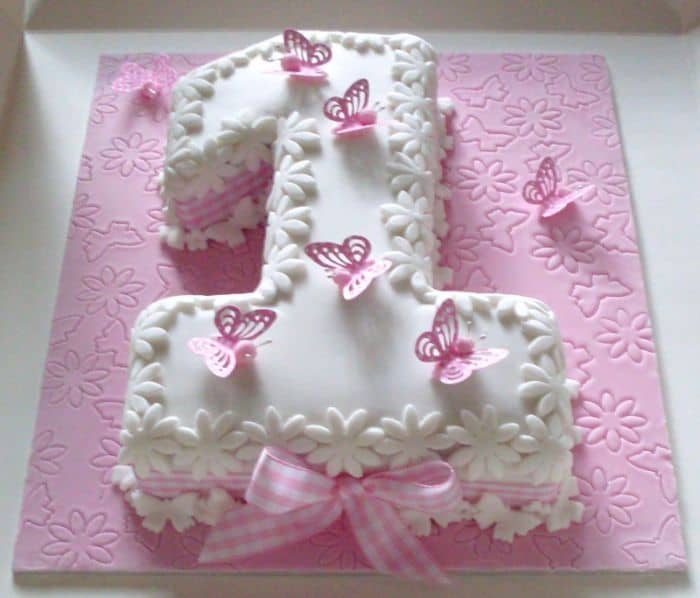 Decorating Ideas > The Ultimate List Of 1st Birthday Cake Ideas  Baking Smarter ~ 042142_Number One Cake Decoration Ideas
